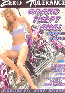 Grand Theft Anal - Hard Tails