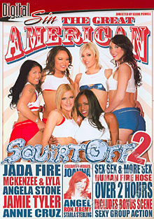 The Great American Squirt Off 2 Box Cover