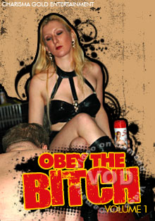 Obey The Bitch Volume 1 Box Cover