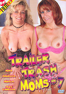 Trailer Trash Moms #7 Box Cover