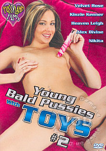 Young Bald Pussies With Toys #2