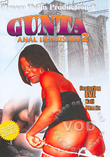 Gunta Anal Intrusion 2 Box Cover