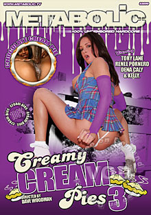 Creamy Cream Pies 3 Box Cover
