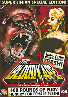 Grindhouse Gorilla - The Making Of Bloody Ape