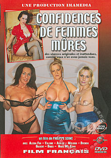 Confidences De Femmes Mures Box Cover