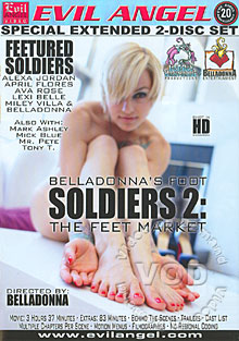 Belladonna's Foot Soldiers 2: The Feet Market (Disc 2)