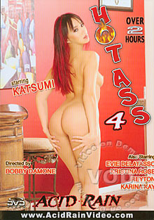 Hot Ass 4 Box Cover