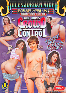 Crowd Control (Disc 1) Box Cover