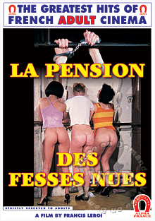 Naked Butts Boarding School (French Language) Box Cover