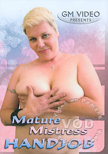 Mature Mistress Handjob Box Cover