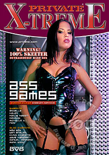 Private X-treme 15 - Ass Games (Disc 2) Box Cover