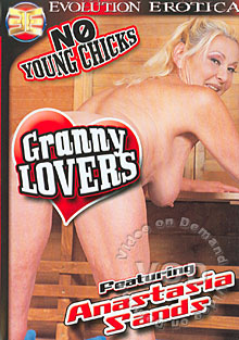 Granny Lovers Box Cover