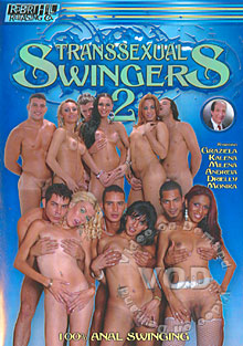Transsexual Swingers 2 Box Cover