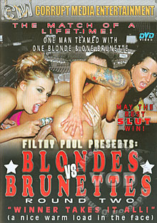Blondes Vs Brunettes - Round Two