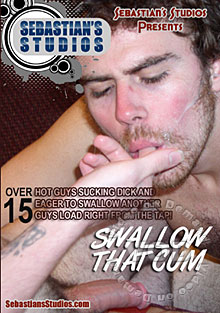 Swallow That Cum Box Cover