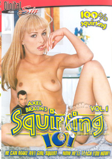 Squirting 101 vol. 1 Box Cover
