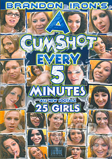 A Cumshot Every 5 Minutes Box Cover