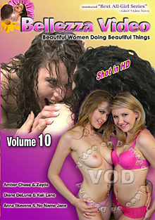 Bellezza Video Volume 10 Box Cover