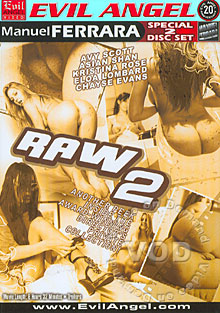 Raw 2 (Disc 2) Box Cover