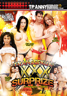 Transsexual XXX Surprize Box Cover