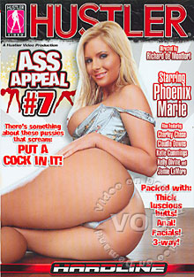 Ass Appeal #7 Box Cover