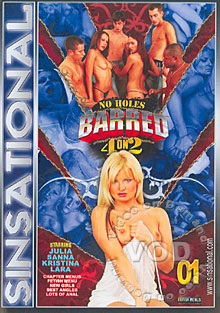 No Holes Barred 4 On 2 Box Cover