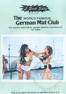 GM2050 A: The World Famous German Mat Club Box Cover