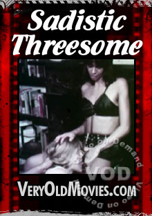 Sadistic Threesome Box Cover