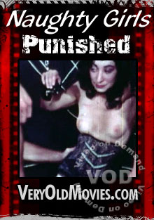 Naughty Girls Punished Box Cover