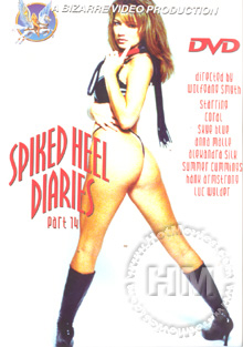 Spiked Heel Diaries Part 14 Box Cover