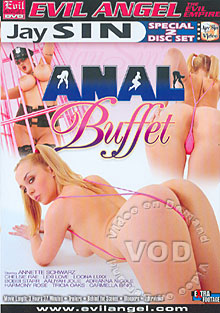 Anal Buffet (Disc 2) Box Cover