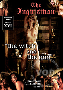 Inquisition 16 - The Witch & The Nun Box Cover