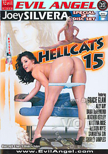 Hellcats 15 (Disc 2) Box Cover