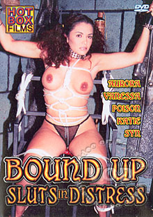 Bound Up Sluts In Distress Box Cover