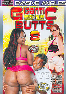 Gigantic Brickhouse Butts 8 Box Cover