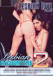 Lesbian Encounters 2 Box Cover