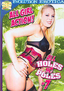 All Holes No Poles #7 Box Cover