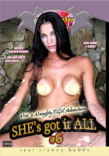 She's Got It All #6 Box Cover