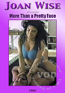 More Than A Pretty Face Box Cover