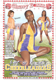 Hot & Nasty Cheerleaders Box Cover