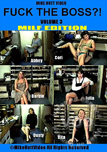 Fuck The Boss Volume 3 - MILF Edition Box Cover