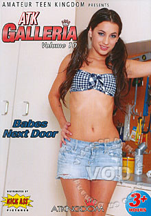 ATK Galleria Volume 10 - Babes Next Door Box Cover