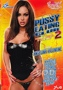 Pussy Eating Club 2 Box Cover