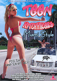 Teen Hitchhikers - Miami Style