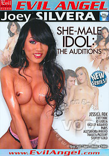 She-Male Idol: The Auditions Box Cover