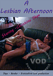 A Lesbian Afternoon Box Cover
