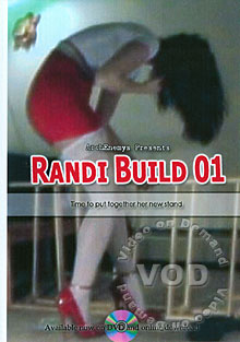 Randi Build 01 Box Cover