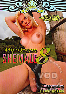 My Dream She Male 8 Box Cover