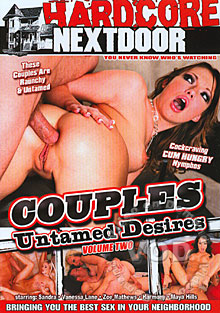 Couples Untamed Desires Volume Two Box Cover