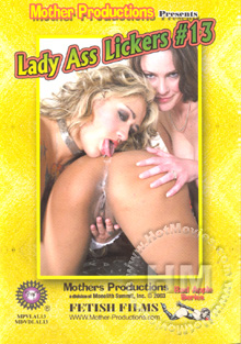 Lady Ass Lickers #13 Box Cover